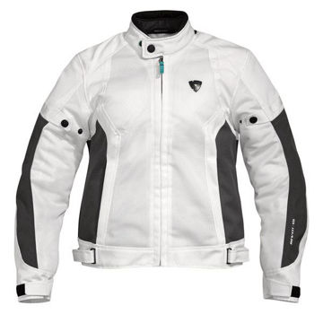 Resim Revit Air Wave Bayan Motosiklet Montu Beyaz