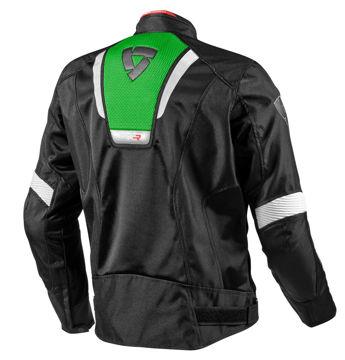 Resim Revit GT-R Air Yeşil Motosiklet Ceketi