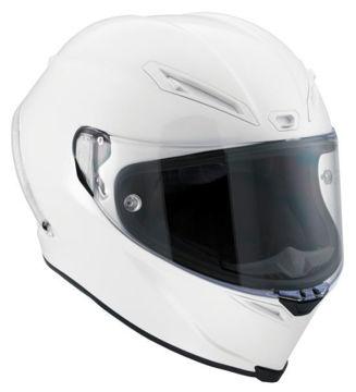 Resim AGV Corsa Kapalı Motosiklet Kaskı Beyaz