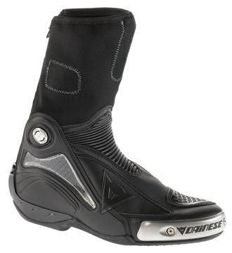 Resim Dainese Axial Pro in Motosiklet Botu Siyah Gri