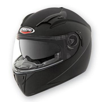 Resim Caberg Vox Kapalı Motosiklet Kaskı Mat Siyah
