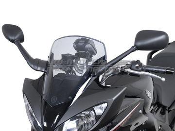 Resim Mirror Extension Profile Siyah FZ6 Fazer ('06 - )