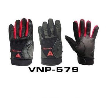 Resim Venom VNP 579 Motosiklet Eldiveni Siyah Kırmızı