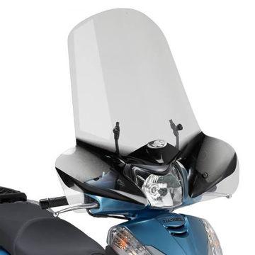 Resim Kappa 307a Honda Sh 300ı (07-14) Rüzgar Sıperlık