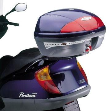 Resim Gıvı Sr140 Honda Foresıght 250 (97-08) Arka Çanta Taşıyıcı