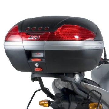 Resim Givi 448FZ Kawasakı Z 750 (07-13) - Z 1000 (07-09) Motosiklet Arka Çanta Taşıyıcı