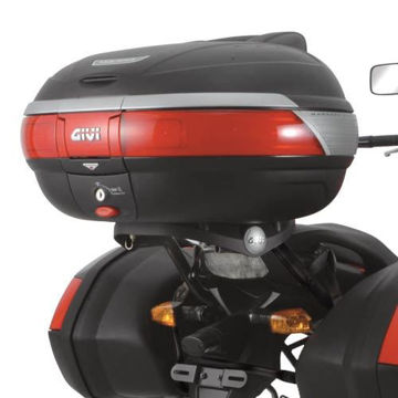 Resim Givi 447FZ Kawasakı Versys 650 (06-09) Motosiklet Arka Çanta Taşıyıcı