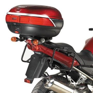 Resim Givi 348FZ Yamaha FZS 1000 Fazer (01-05) Motosiklet Arka Çanta Taşıyıcı