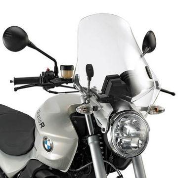 Resim Givi 147A Bmw R1200R (06-15) Motosiklet Rüzgar Siperliği