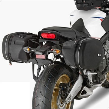 Resim Givi 1137KIT Honda CB 650F - CBR 650F (14-15) Motosiklet Yan Çanta Taşıyıcı Bağlantı Kiti