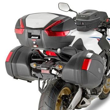 Resim Givi 1137FZ Honda CB 650F - CBR 650F (14-15) Motosiklet Arka Çanta Taşıyıcı