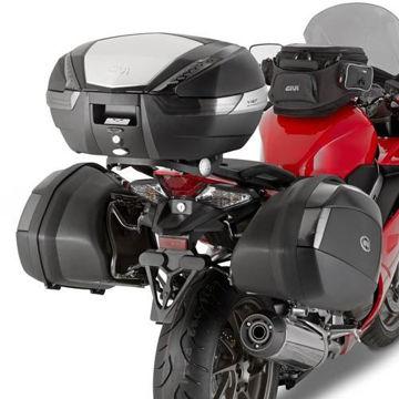 Resim Givi 1132FZ Honda VFR 800 F (14-15) Motosiklet Arka Çanta Taşıyıcı