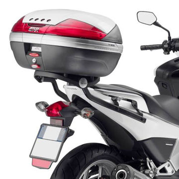 Resim Givi 1109FZ Honda İntegra 700 (12-13) Motosiklet Arka Çanta Taşıyıcı