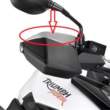 Resim Givi EH6401 TRIUMPH TIGER 800 - 800XC (11-14) Motosiklet El Koruma Uzantısı