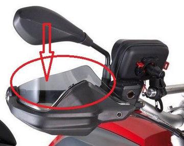 Resim Givi EH1110 Honda Crosstourer 1200 (12-15) Motosikelt El Koruma Uzantısı