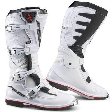 Resim Falco Extreme Pro 3.1 Motosiklet Botu Beyaz