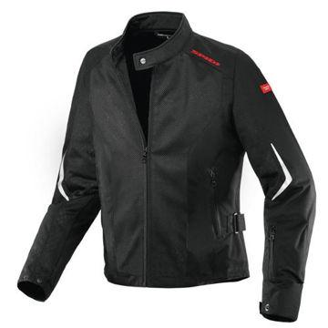 Resim Spidi Air Net Motosiklet Yazlık Ceket Siyah