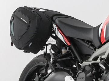 Resim Sw Motech Blaze Yamaha MT-09 13- Yan Çanta Takımı