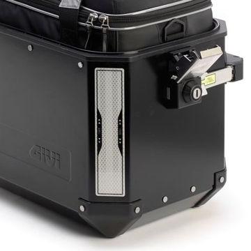 Resim Givi E145 Çanta Reflektörü TREKKER OUTBACK 37-48