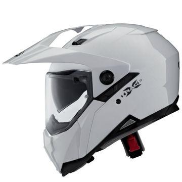 Resim Caberg Xtrace Beyaz Kapalı Motosiklet Kaskı