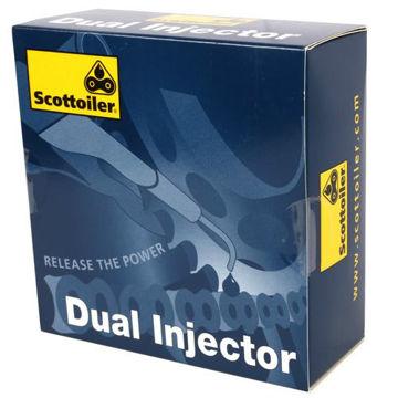 Resim Scottoiler Dual Injector Kit Bag