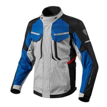 Resim Revit Safari 2 Motosiklet Montu Mavi