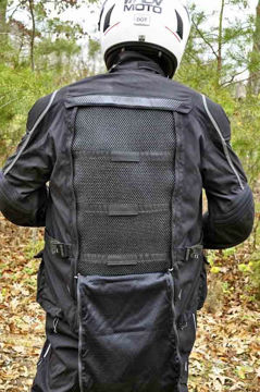 Resim Dainese D-Explorer Gore-Tex Motosiklet Montu Siyah