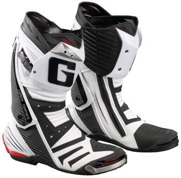 Resim Gaerne GP1 Ready To Race Çizme Beyaz