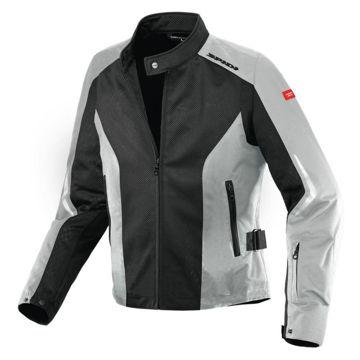 Resim Spidi Air Net Yazlık Motosiklet Ceketi Siyah Gri