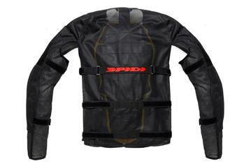 Resim Spidi Airtech Armor Koruma Ceketi File Siyah
