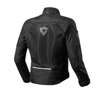 Resim Revit Airwave 2 Bayan Motosiklet Montu Siyah