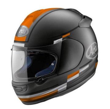Resim Arai Axces 3 Blaze Mat Siyah Kapalı Motosiklet Kaskı