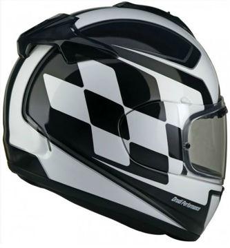 Resim Arai Chaser-X Finish Beyaz Kapalı Motosiklet Kaskı