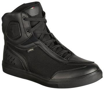 Resim Dainese Street Darker Gore-Tex Motosiklet Ayakkabısı Siyah
