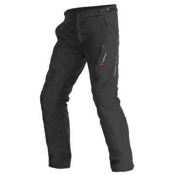 Resim Dainese Tempest D-Dry Kadın Motosiklet Pantolonu Siyah