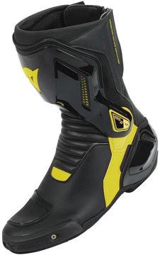 Resim Dainese Nexus Uzun Motosiklet Botu Sarı Siyah