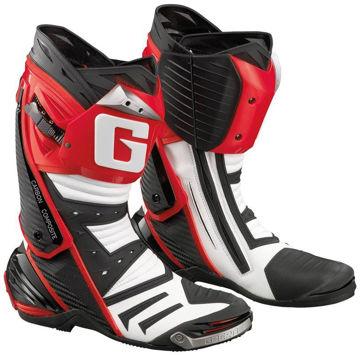 Resim Gaerne GP1 Ready To Race Çizme Kırmızı