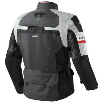 Resim Revit Defender Pro Gore-Tex Motosiklet Montu Antrasit Siyah
