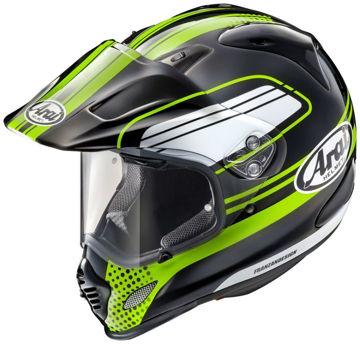 Resim Arai Tour-X4 Move Kapalı Motosiklet Kaskı Sarı