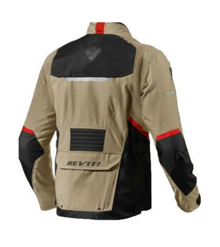 Resim Revit Safari 2 Motosiklet Montu Siyah Bej