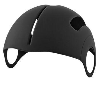 Resim NEXX SX.10 Motosiklet Kask Kapak Siyah
