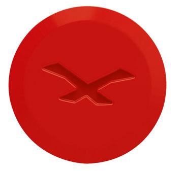 Resim NEXX SX.10 Yan Kapak Vidası Kırmızı