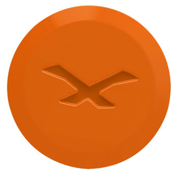 Resim NEXX SX.10 Yan Kapak Vidası Mat Turuncu
