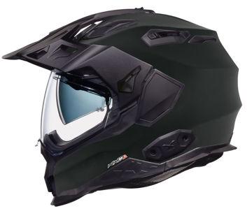 Resim NEXX X.WED 2 Kapalı Motosiklet Kaskı Mat Siyah