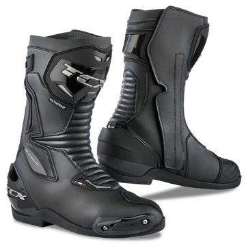 Resim TCX SP-Master Waterproof Motosiklet Botu Siyah