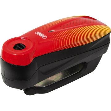Resim Abus 7000 RS1 Detecto Sonic Alarmlı Motosiklet Disk Kilidi