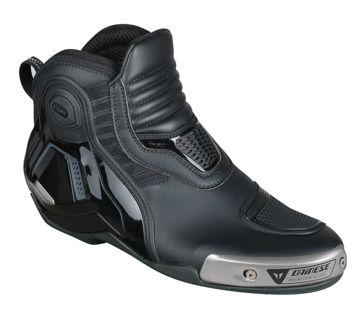 Resim Dainese Dyno D1 PRO Motosiklet Botu Kısa Siyah