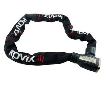 Resim Kovix KCL8-120 Alarmlı Motosiklet Zincir Kilit