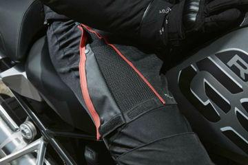 Resim Spidi 4 Season Kadın Motosiklet Pantolon Siyah