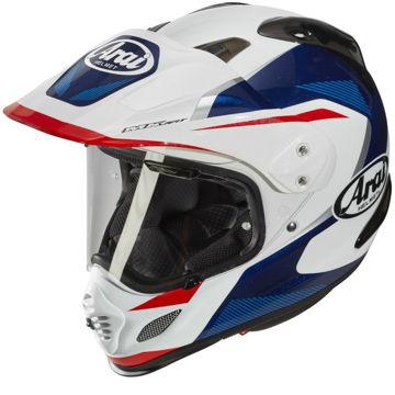 Resim Arai Tour X4 Break Blue Kapalı Motosiklet Kaskı